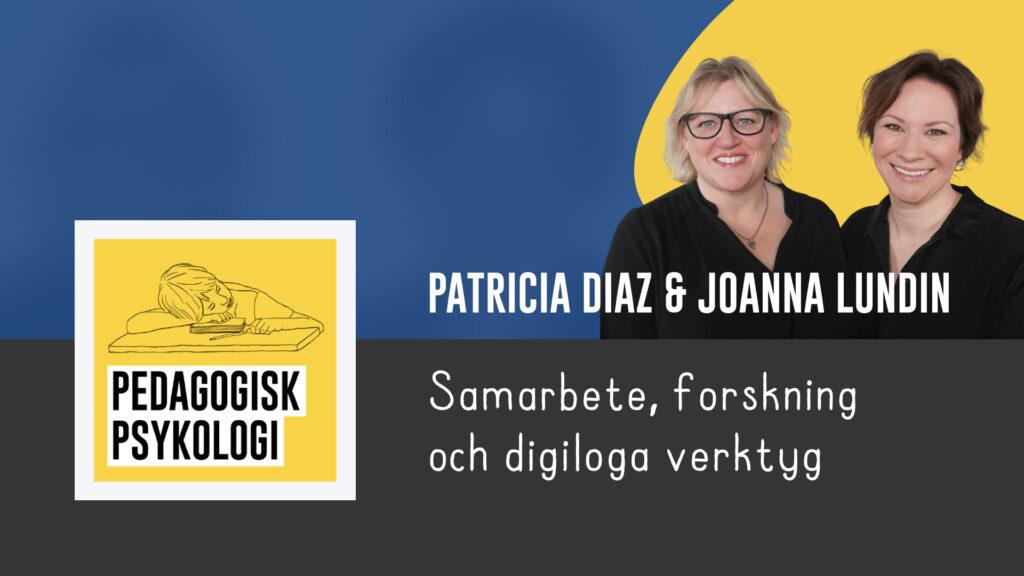 Patricia Diaz & Joanna Lundin - Pedagogiskt Ledarskap 2021