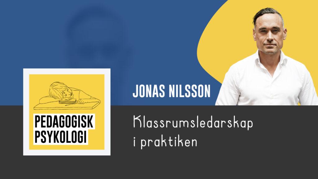 Jonas Nilsson - Pedagogiskt Ledarskap 2021